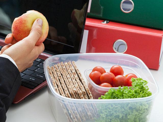 здоровые и полезные перекусы