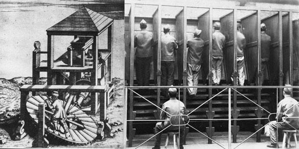 История беговой дорожки. Беговые дорожки в тюрьме.