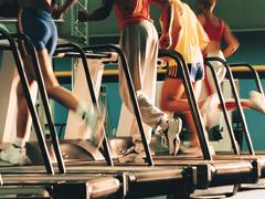 Как правильно бегать на беговой дорожке?