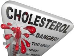 Повышенный холестерин в крови