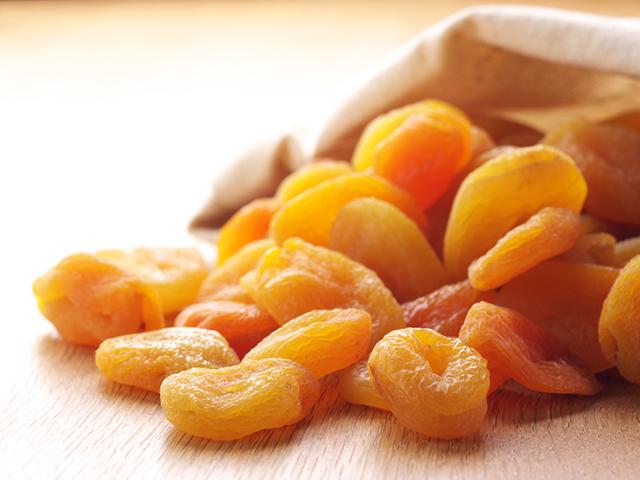Курага сушёные абрикосы