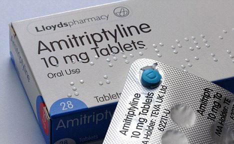 Амитриптилин - отзывы врачей и пациентов